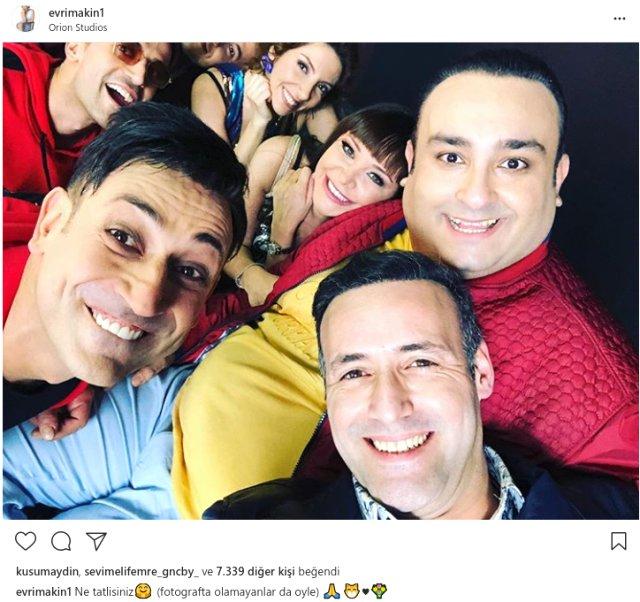 Güldür Güldür Show 2019 Oyuncuları