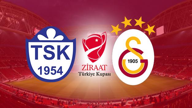 Tuzlaspor - Galatasaray maçı canlı izle